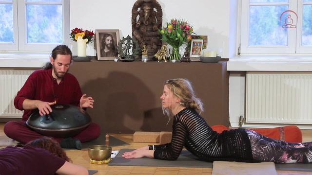 Yin Yoga für Blasen- und Nieren-Meridian