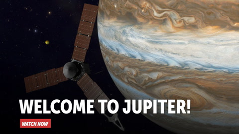 Welcome to Jupiter!