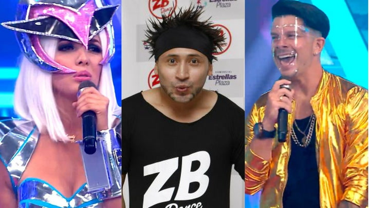 EEG: Rosángela negó haber sido enamorada de 'Zumba', pero Mario Hart 'le refrescó la memoria' | VIDEO