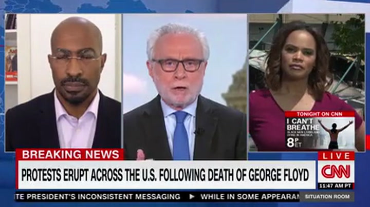 Van Jones: 'We Are One More Videotape Away From Cities Going Up in Flames'
