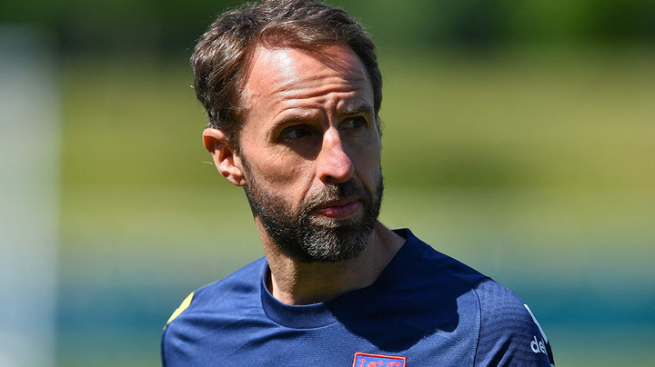Watch in full: Gareth Southgate gives press conference ahead of Scotland match