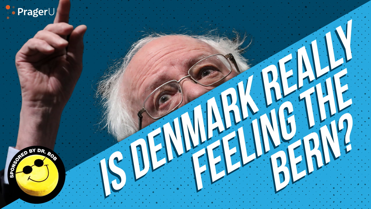 Is Denmark Really Socialist?