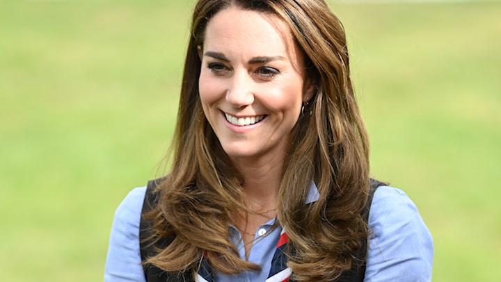 Día de excursión \'royal\': la duquesa de Cambridge, una más entre los pequeños Scouts