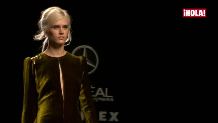 Fashion Week Madrid otoño-invierno 2016-2017: Teresa Helbig