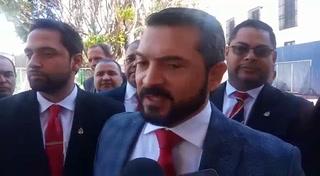 Yuri Sabas: Liberales se retiraron