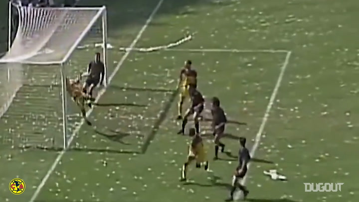 François Omam-Biyik's best goals for América