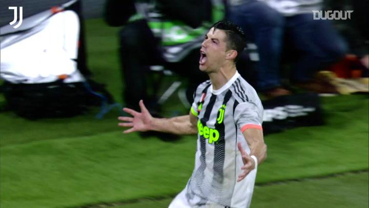 Cristiano Ronaldo's late penalties