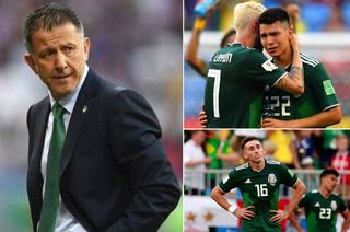 ¡Juan Carlos Osorio culpa a los futbolistas mexicanos por la eliminación en Rusia 2018 ante Brasil!
