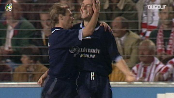Fortuna's best goals against PSV