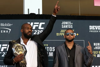 UFC 239 Preview: Jones vs. Santos
