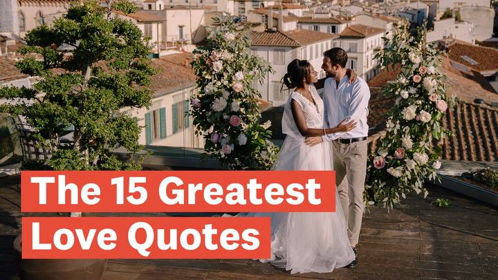140 Love Quotes To Describe Your Emotions