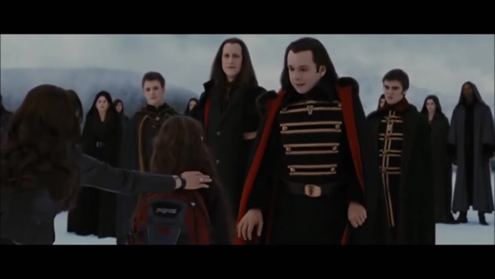 Who is Aro?