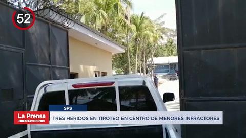 Estudiante muere en univeridad de San Pedro Sula y otras noticias