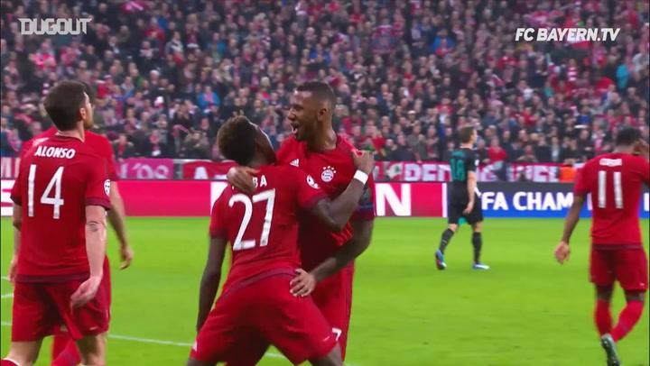 Bayern Münih'in İngiliz Takımlarına Attığı En İyi Goller
