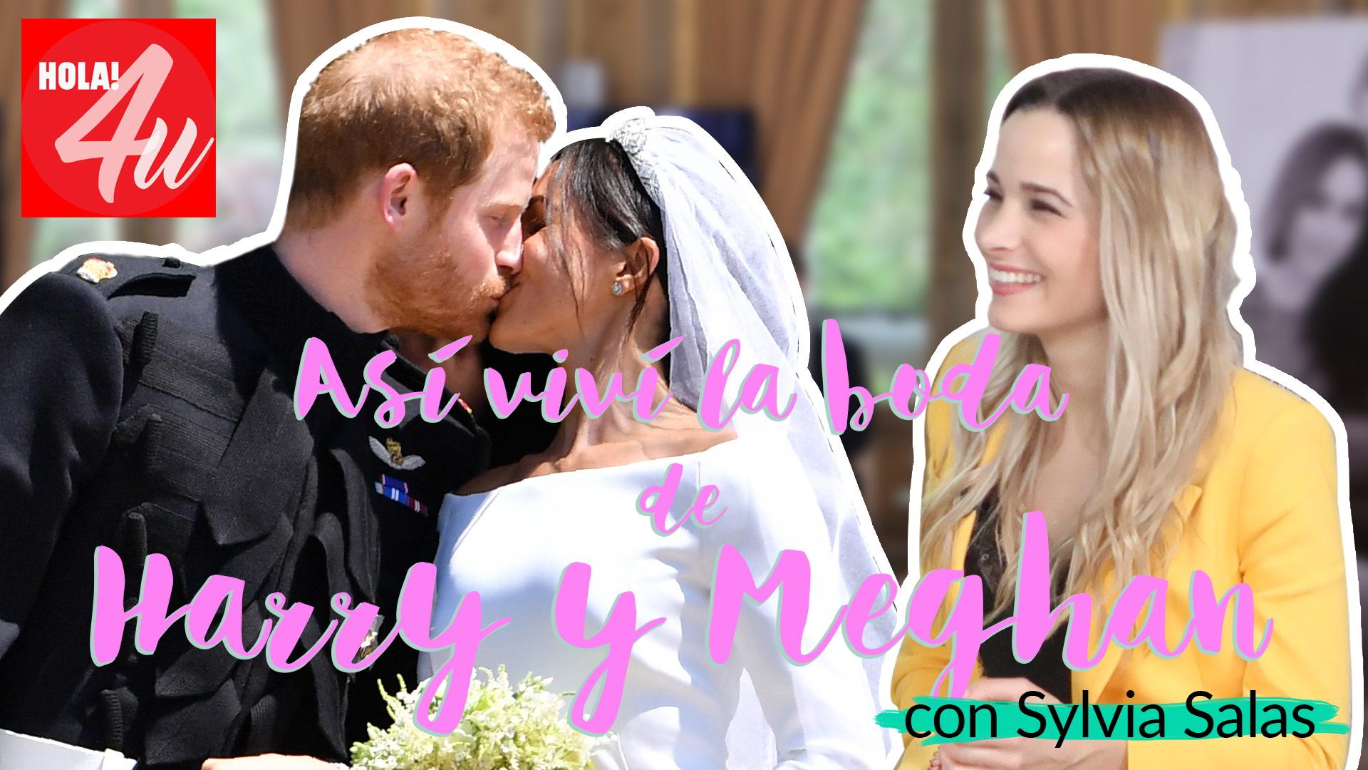 Especial boda Harry y Meghan con Sylvia Salas