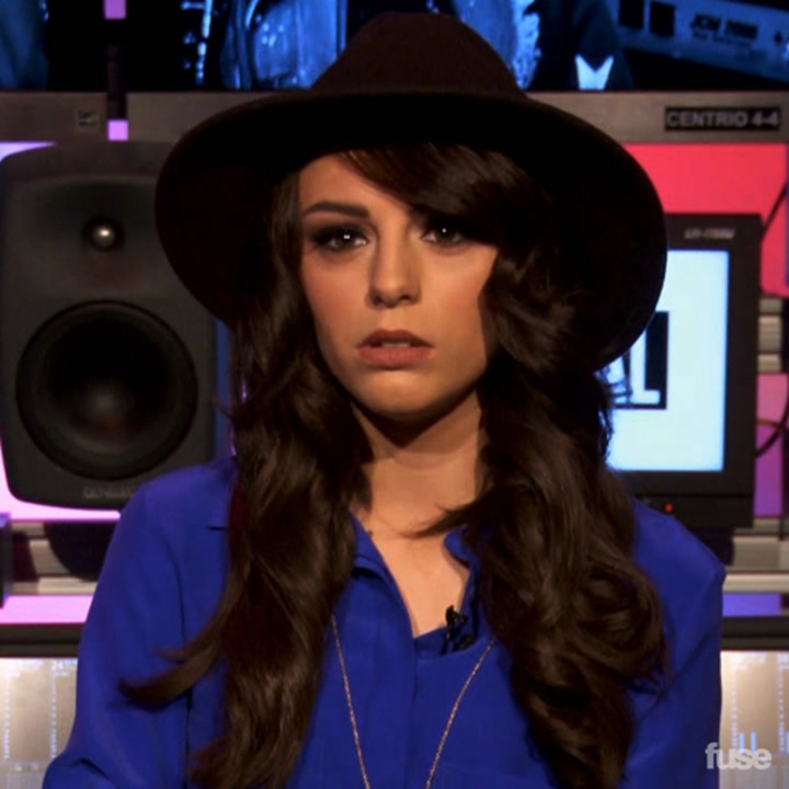 """Cher Lloyd on T.I. Collab & Getting Explicit on Her """"Sorry I'm Late"""" Album"""