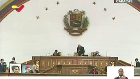 Parlamento chavista pide expulsar a embajadora de la UE en Venezuela