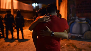 13 drept på bar i Mexico