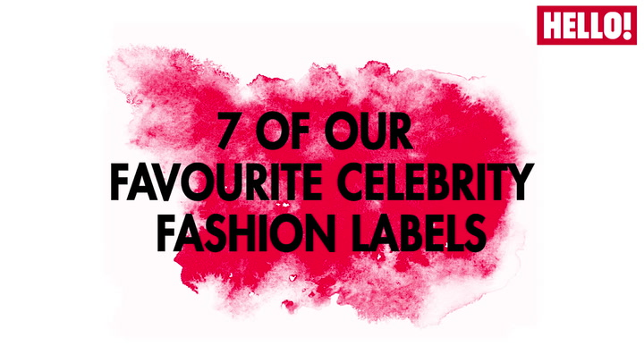 7 of our Favourite Celebrity Fashion Labels
