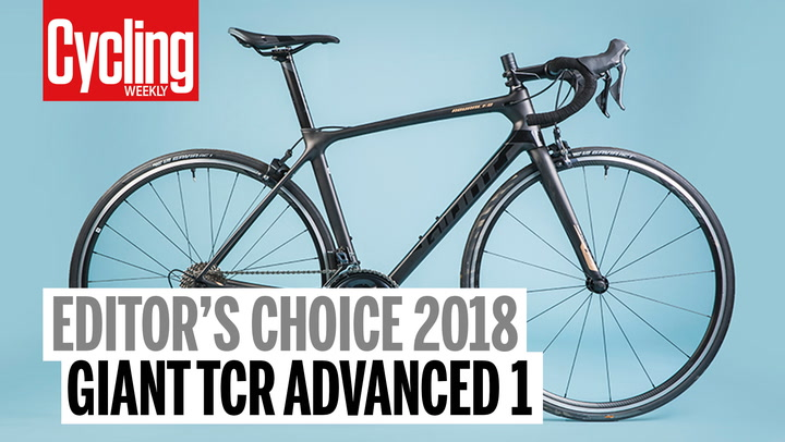 Giant TCR Advanced 1 review - Cycling Weekly