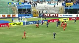 ¡Motagua le gana a Upnfm y sigue como líder del Torneo Apertura de Liga Nacional!
