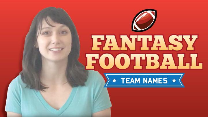 Fantasy Football Team Names - Funny, Cool and Creative