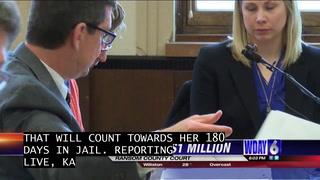Bail set at $1 million cash for man accused in Enderlin murder