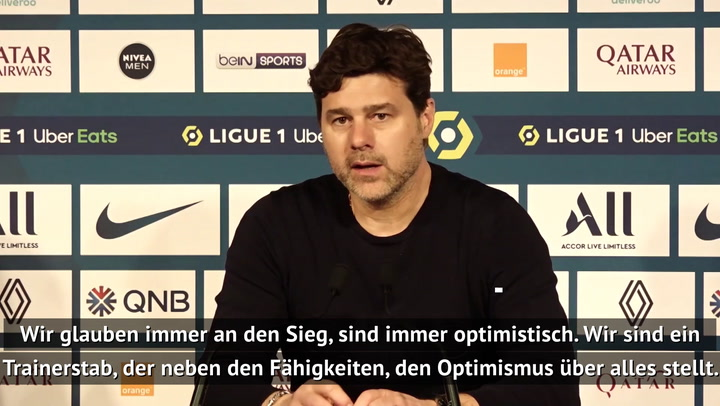 "Pochettino als ""Optimist"" glaubt an Mbappe-Verbleib"