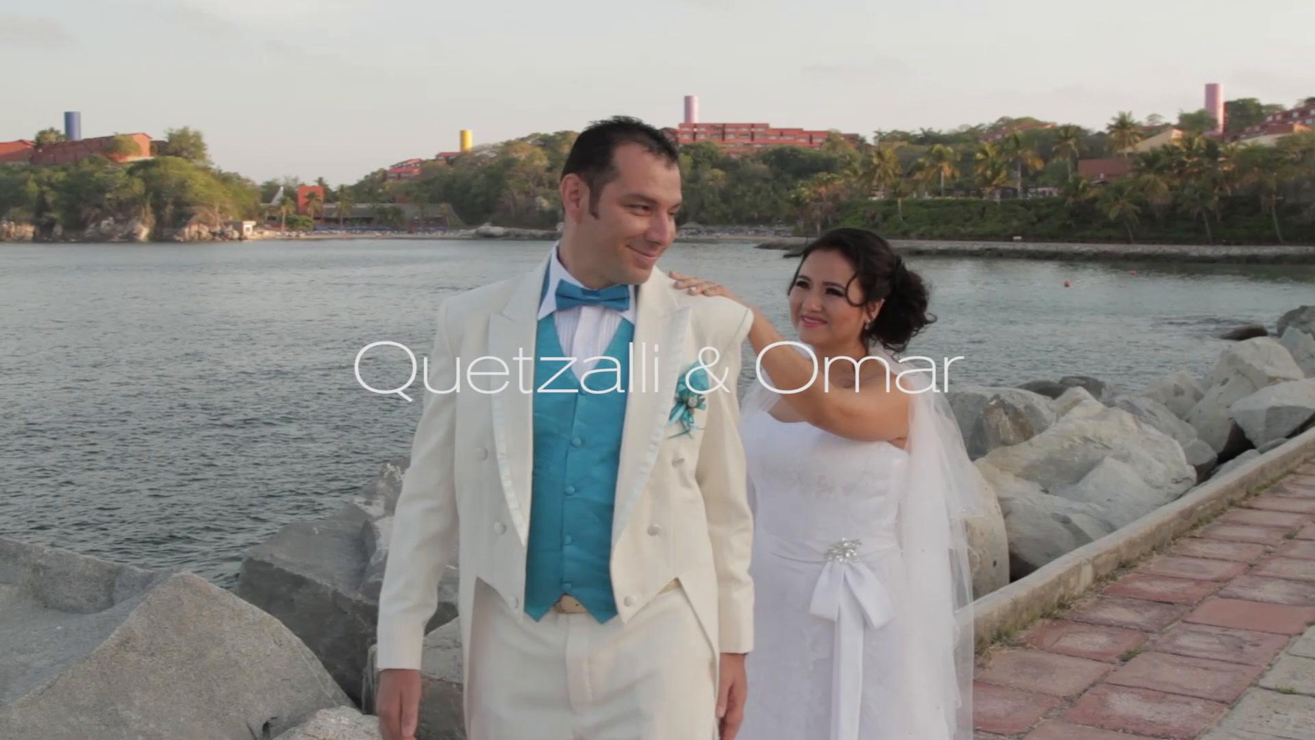 Quetzalli + Omar   La Crucecita, Mexico   a beach