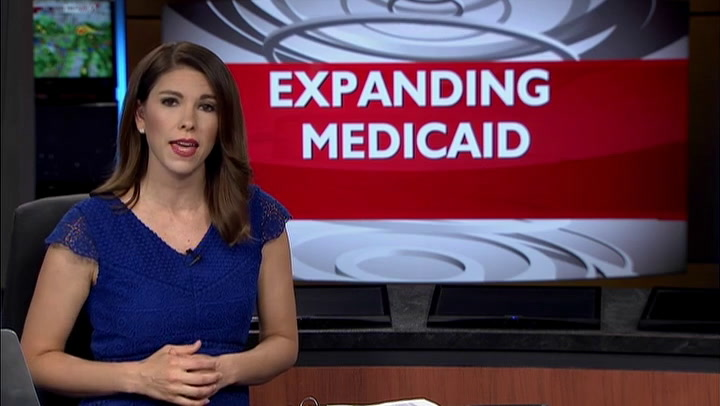 Supporters say Medicaid expansion helps those stuck in health care limbo