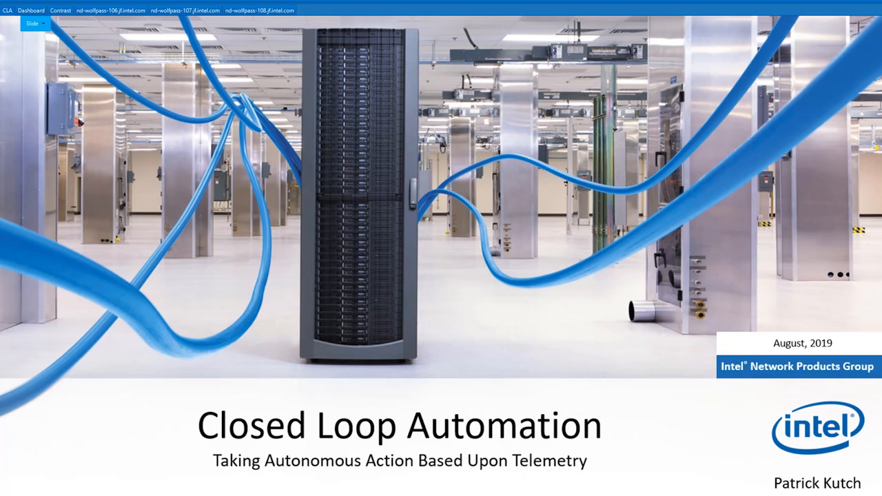 Chapter 1: Closed Loop Automation