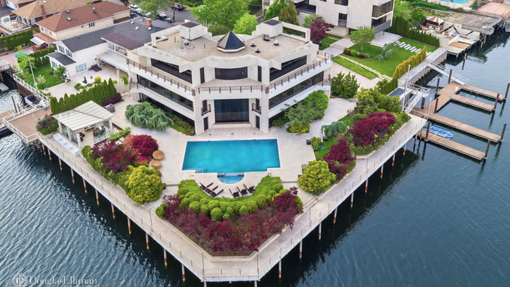 Video Brooklyns Most Expensive Home Has A Bonkers Backstory - Take a look around the most expensive home in america