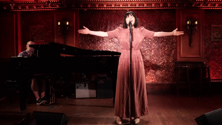 WATCH: Hercules' Krysta Rodriguez Talks About Seared, Her Solo Show at Feinstein's/54 Below, and Sings 'Part of Your World' in Her 'Elevator Pitch'