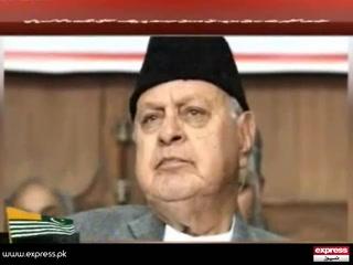 مقبوضہ کشمیر کے سابق وزیراعلیٰ فاروق عبداللہ پر پبلک سیفٹی ایکٹ لاگو کردیا گیا