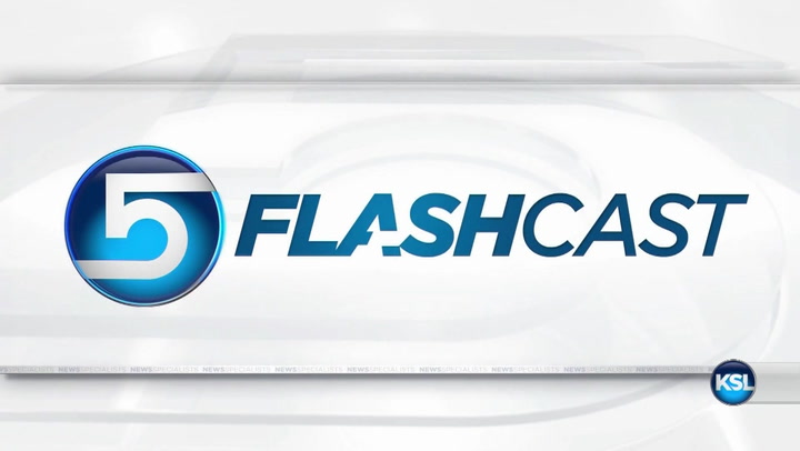 KSL Flash Cast at 7:00 a.m.