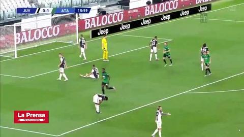 Juventus 2-2 Atalanta (Serie A)