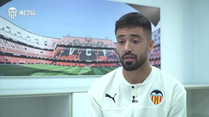 Jaume Costa ficha por el Valencia
