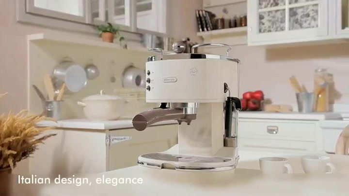 Preview image of Delonghi Icona Vintage Toaster video