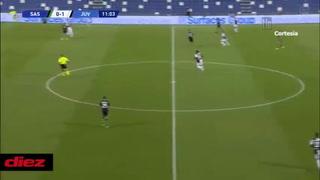 La Juventus empata en un partidazo con Sassuolo y se sigue complicando la vida