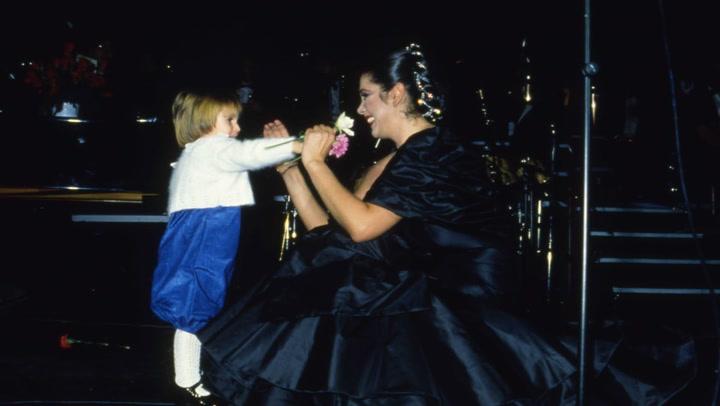 Isabel Pantoja: se cumplen 35 años del concierto que la convirtió en leyenda y que presidió la reina Sofia