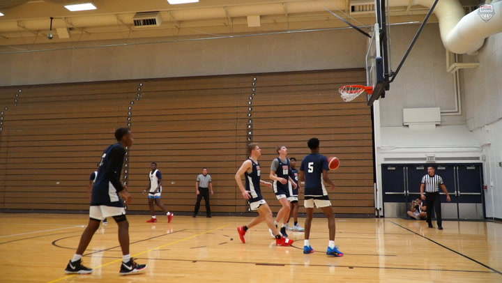Highlights: USA Men's Junior National Team Minicamp