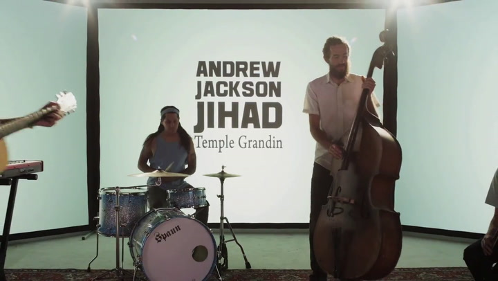 "Exclusive Premiere: Andrew Jackson Jihad's ""Temple Grandin"" Video"