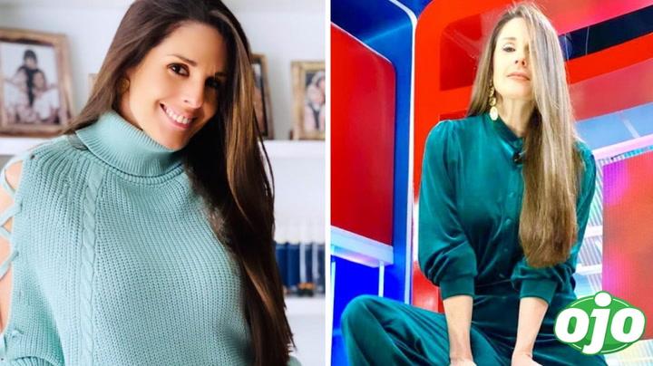 "Rebeca Escribens se pone sensible al recordar la muerte de su mamá: ""Esa tristeza horrorosa"" | VIDEO"