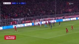 Bayern Múnich 3-1 Tottenham (Champions League)