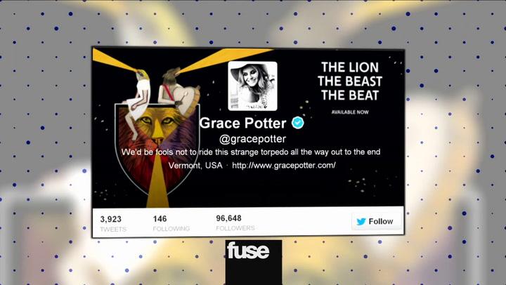 Interviews: Grace Potter Talks Working With Black Keys' Dan Auerbach