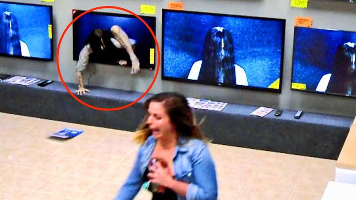 «Død jente» skremmer vettet av TV-kundene