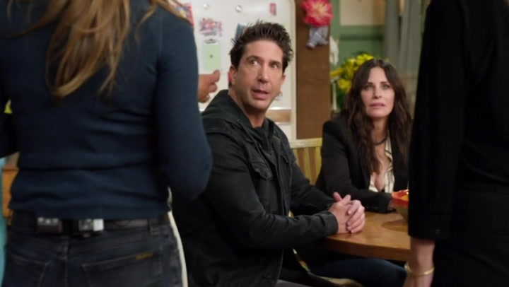 David Schwimmer says he 'doesn't remember' classic Friends episode