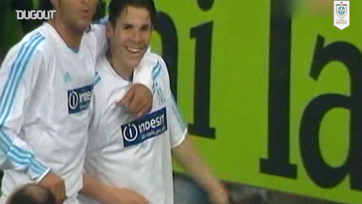 Camel Meriem's goal secures UEFA Cup semi-final spot