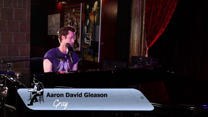 Aaron Gleason performs Gray on The Jimmy Lloyd Songwriter Showcase