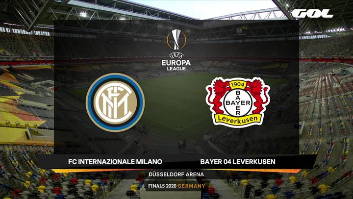 Europa League: Resumen y Goles del Inter de Milán-Bayer Leverkusen